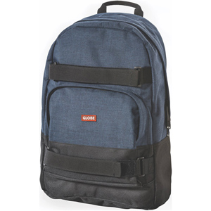 ZAINO GLOBE THURSTON BACKPACK INDIGO
