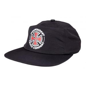 INDEPENDENT CAP CAP REPEAT CROSSES