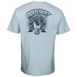 INDEPENDENT RIPPED T-SHIRT