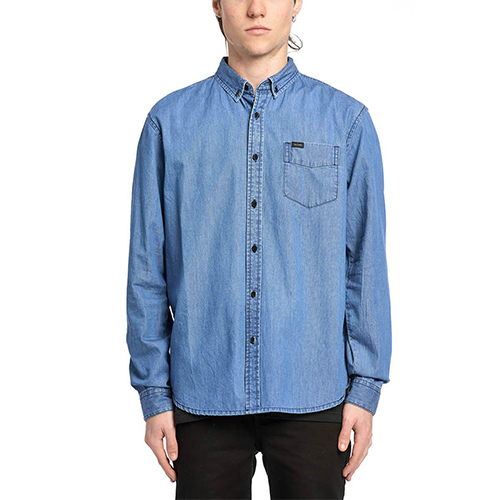 GLOBE GOODSTOCK OXFORD SHIRT
