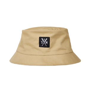 5TATE OF MIND RETROFUTURE RIPSTOP BUCKET BEIGE