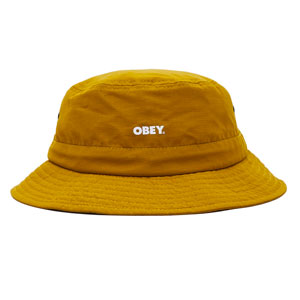 OBEY BOLD JAZZ BUCKET HAT DUON