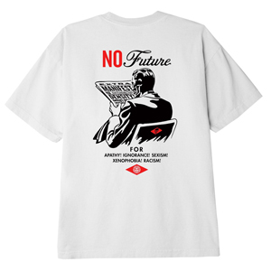 OBEY NO FUTURE CLASSIC T-SHIRT