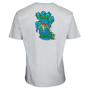 SANTA CRUZ BIGFOOT SCREAMING HAND TSHIRT