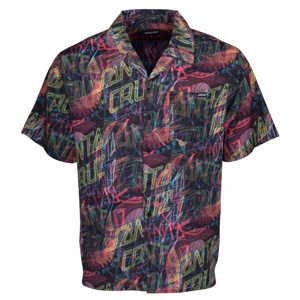 SANTA CRUZ NO PATTERN CRASH SHIRT