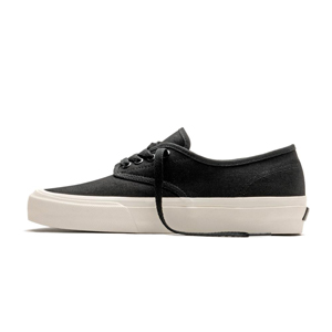 STRAYE GOWER BLACK/CREAM/CANVAS