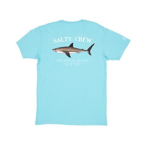SALTY CREW BRUCE PACIFIC BLUE PREMIUM SS TEE