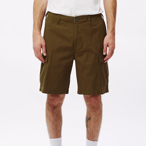 OBEY RICON CARGO SHORTS II ARMY