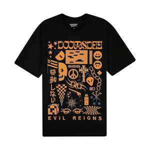 DOOMSDAY TRIPPY TSHIRT