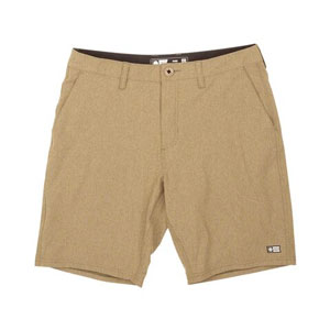 SALTY CREW DRIFTER 2 TOBACCO PERFORATED SHORTS