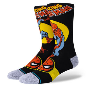 CALZINI STANCE SPIDER MAN MARQUEE