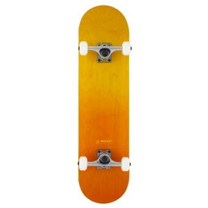 SKATE COMPLETO ROCKET DOUBLE DIPPED ORANGE